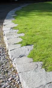 garden edging stone garden edging stones home depot ortega lawn