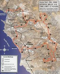 Baja Map 2005 Score Baja 500 Index