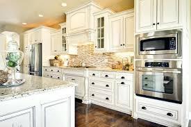 traditional kitchen backsplash kitchen backsplashes traditional kitchen idea hardwood white