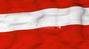 Flying Flag Flying Flag Of Austria Royalty Free Video And Stock Footage