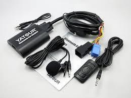 audi concert bluetooth car stereo adapter digital cd changer mp3 aux bluetooth interface