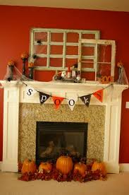 10 ideas to decorate a fireplace in halloween decor advisor