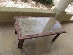 Granite Top Coffee Table Matthew Liechty Stone Steel And Wood Artist