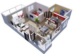 3d interior home design surprising ideas 3d interior home design home floor plan ideas