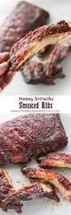 honey sriracha smoked ribs smoked ribs pinterest smoked ribs