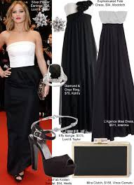 silver jewellery with black dress all pictures top