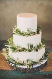 wedding cake greenery simple wedding cake with greenery i do simple