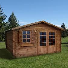 abris de jardin madeira choisir abri de jardin en bois gamm vert