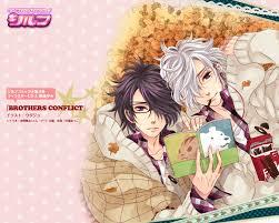 hikaru brothers conflict azusa u0026 tsubaki brother conflict pinterest brothers conflict