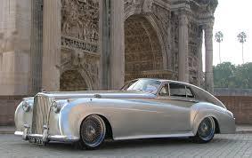 bentley classic one off vintage bentley with rolls royce airplane enginevan der bijl