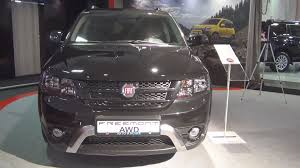 fiat freemont 2016 fiat freemont 2 0 170 cross awd 2016 exterior and interior in 3d