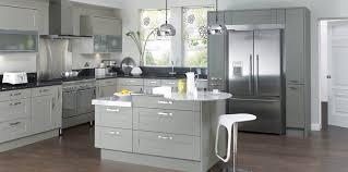 Shaker Kitchen Cabinets Shaker Kitchen Cabinets Grey Fanti