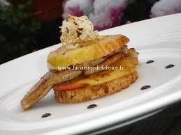 la cuisine de fabrice ordinaire la cuisine de fabrice 2 mille feuilles de foie gras