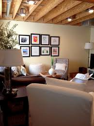 exposed ceiling basement lighting 11 home decor i furniture