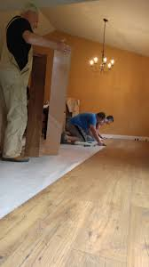 Glue Laminate Floor Wide Plank Pergo Laminate Flooring U2013 Bonded By Wood U0026 Glue