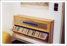 Cd Cabinet With Drawers Cd Storage Cabinet U003e Steel Beech Wall Cabinet With Hinged Trays