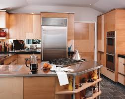 contemporary wooden cabinet design for home kitchen room furniture
