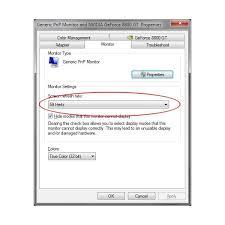 learn fix crt monitor flickering