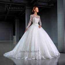 wedding dress no aliexpress buy 2016 design white sleeve wedding dresses