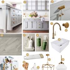white kitchen cabinets with gold countertops grey gold kitchen design west coast
