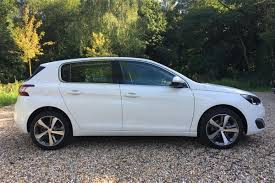 peugeot 308 gti white 2016 peugeot 308 used car 12390 charters peugeot