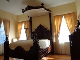 Rose Wood Bed Designs 1851 Prudent Mallard Rosewood 1 2 Tester Bed For Sale Antiques