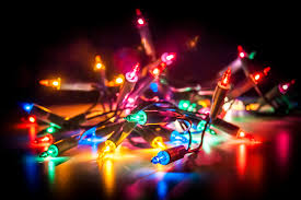 festive lights risk to service users qcs