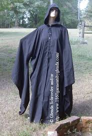 ritual robes wiccan or pagan ritual robe