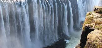 famous waterfalls in the world biggest waterfalls victoria falls infy world