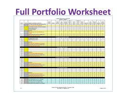 it project portfolio planning using excel