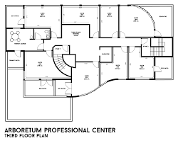 building floor plans u2013 arboretum professional center