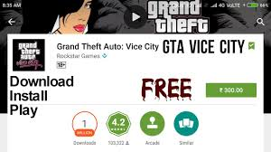 how to download install gta vice city game free for any android