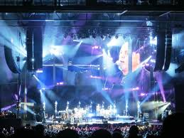 va farm bureau view of billy joel from the lawn picture of farm bureau live at