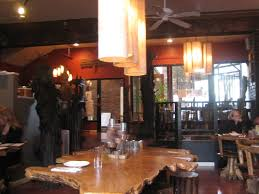 Used Restaurant Tables And Chairs Root Table Ballard A Foodie U0027s Rhapsody