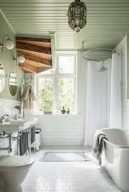 bathroom elegant bathroom accessories wooden frame mirror