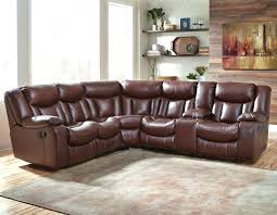 597 casual reclining sectional sofa with right side chaise by