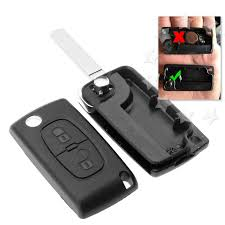 lexus gs300 key battery replacement 2 button replacement remote flip key fob case shell blade for