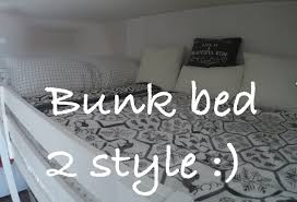 How To Decorate Your Room by How To Decorate Bunk Bed How To Make Stylish Small Bedroom Youtube