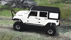 white jeep 2016 wrangler rubicon white 03 03 16 for spin tires