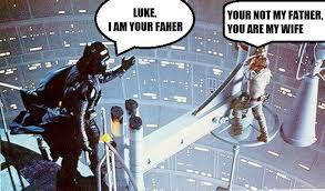 I Am Your Father Meme - i am your father luke i am your father know your meme