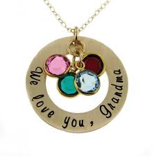 love you gold necklace images Jc jewelry design gold necklaces hand stamped jewelry handmade jpg