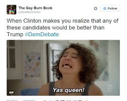 Democratic Memes - memes chime in on democratic debate houston chronicle
