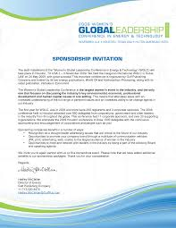 10 best images of conference invitation letter template business
