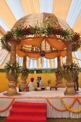 Wedding Decoration Items Manufacturers Decorative Items And Wedding Mandaps Manufacturer Kothari Sales