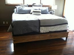 king size platform bed vnproweb decoration