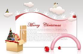 christmas greeting card templates u2013 psd material my free