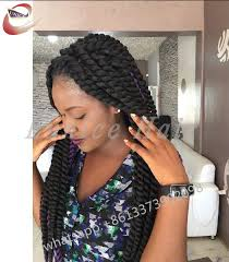 senegalese twist hair brand curly crochet goddess braids hair extensions havana mambo twist