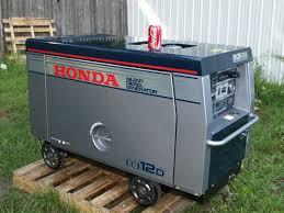 honda ev6010 generator 6000 watt 6kw rv generator motorhome on