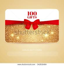 gift cards at a discount gold gift coupon gift card discount stock vector 342616484