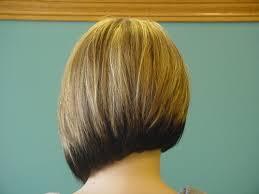 hair that is asymetric in back asymmetric bob black layer under blonde hair pinterest bobs